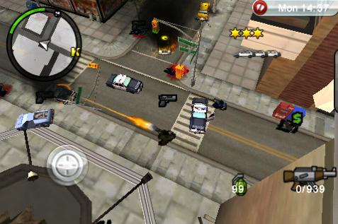 Grand Theft Auto: Chinatown Wars has been updated with MFi support and is now Universal on iOS