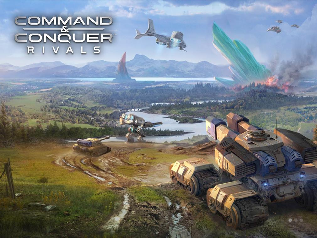 Command & Conquer: Rivals cheats and tips - Everything you need to win games