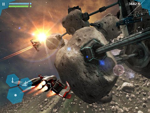 Out at midnight: Star Horizon is an impressive-looking deep space shooter for iPad and iPhone