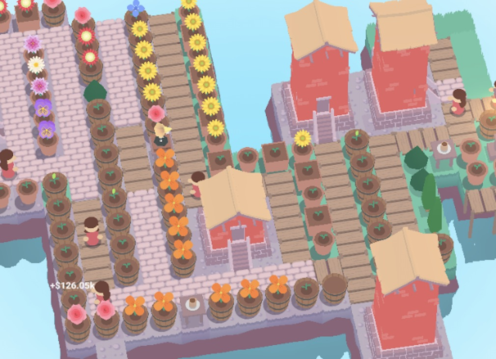 "Sprout: Idle Garden review ""A charming experience that won't take up much of your time"""