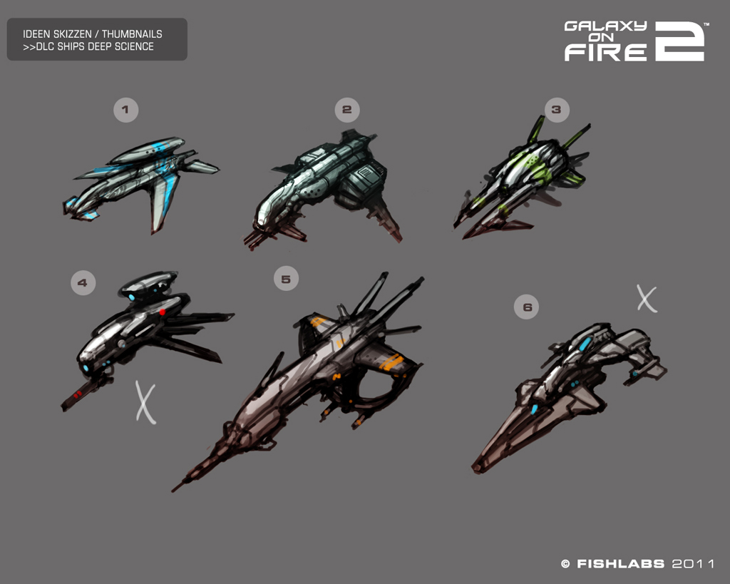 Sponsored Feature: The making of Galaxy On Fire 2 - Valkyrie