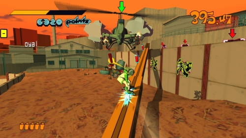 Sega confirms Jet Set Radio HD will rollerblade onto PS Vita on October 16th