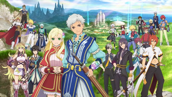 Test de Tales of the Rays