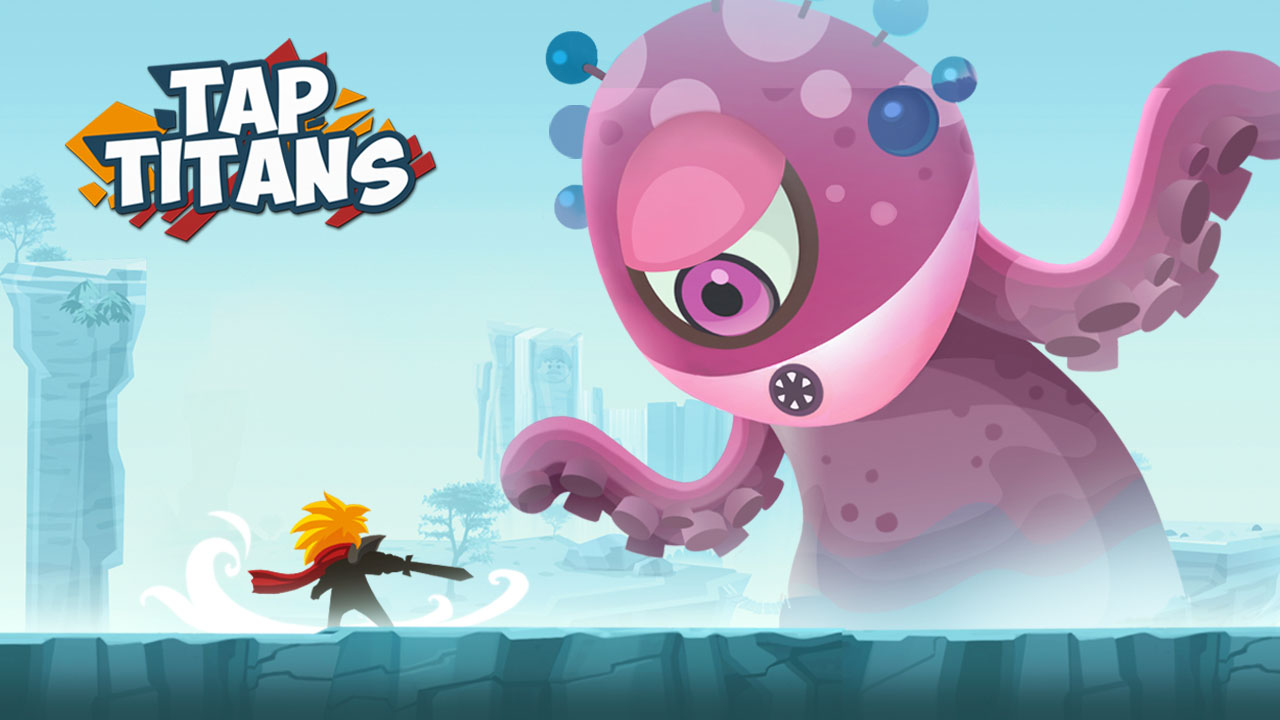 Tap Titans is now being published by Cheetah Mobile on Google Play