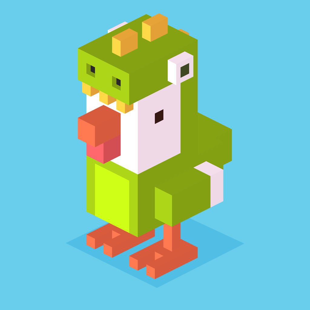 How to unlock the mystery character Bones in Crossy Road's new Dinosaur Update