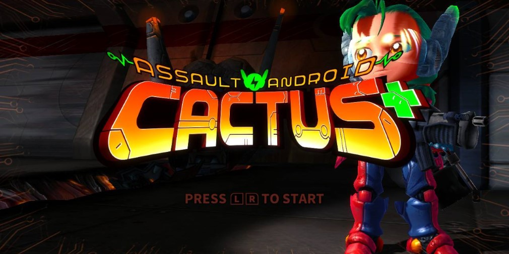 "Assault Android Cactus+ Switch review - ""One of the finest shmups ever made"""