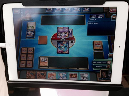 Pokémon Trading Card Game Online is heading to iPad in the not-too-distant future