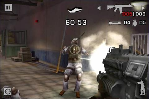 Military shooter Battlefield: Bad Company 2 on iPhone this November
