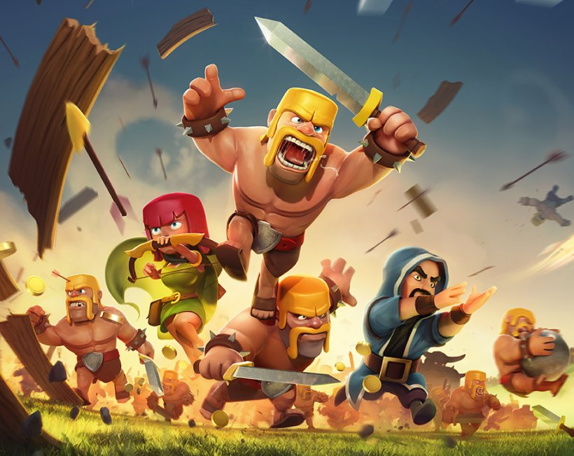 Like Clash of Clans? You'll love The Clash of Clans Community