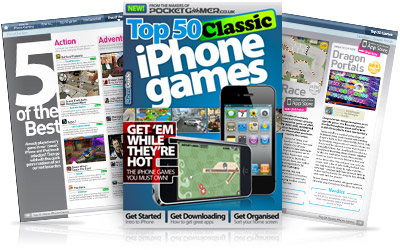 Free Top 50 Classic iPhone Games Guide now available online