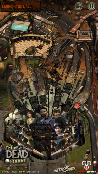 Out at midnight: The Walking Dead Pinball brings moral choices to the table