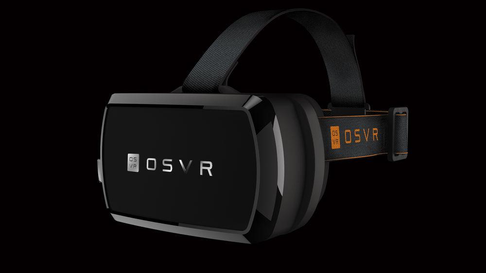 Razer announce the Razer HDK2, a VR headset releasing in July