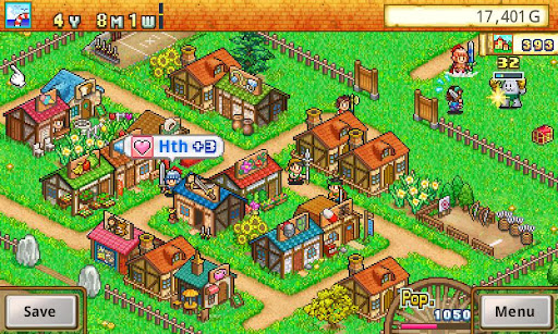 Kairosoft's Android strategy game Dungeon Village now available for iPhone