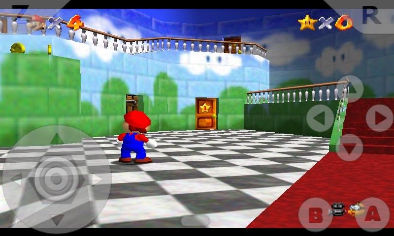 N64 emulator lands on the Android Market
