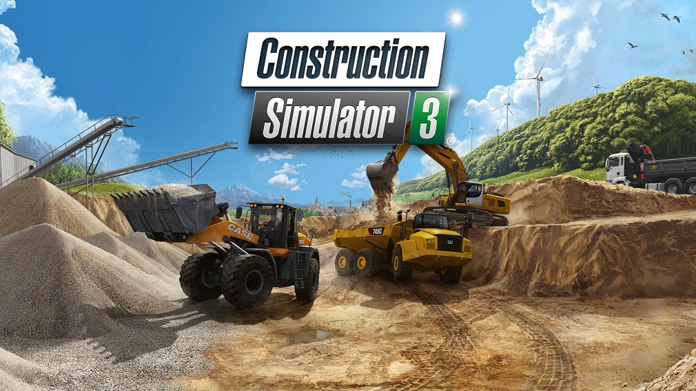 Construction Simulator 3 has just launched on Android and iOS
