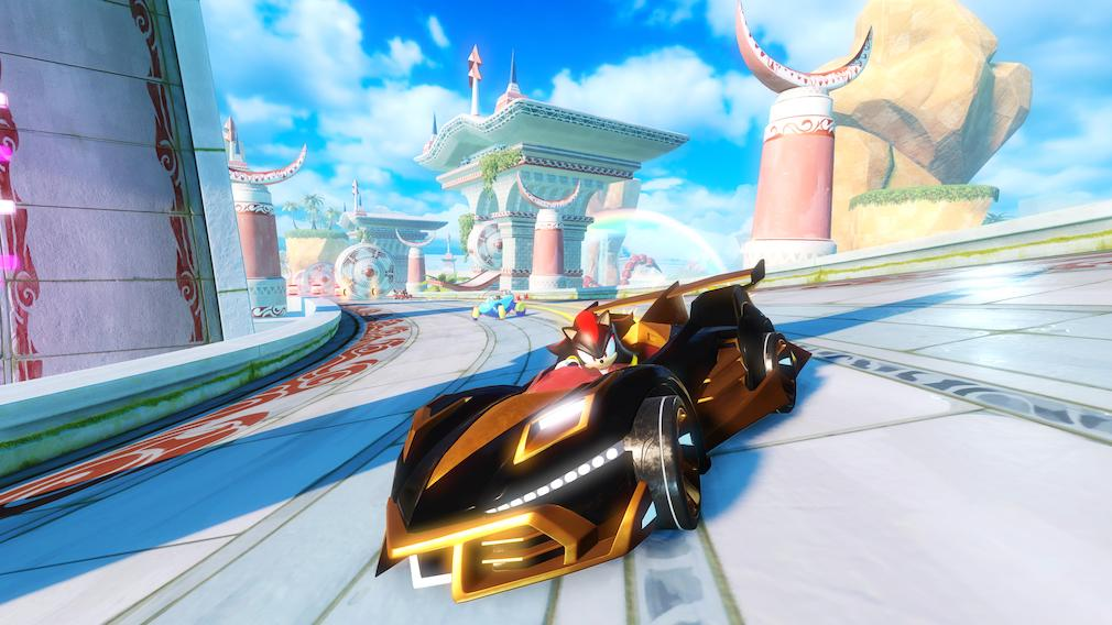 Team Sonic Racing Switch review - A kart racer destined for a solid season