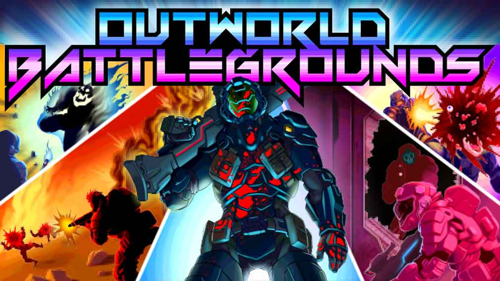 Interview: Outworld Battleground's developer on what sets it apart from PUBG and co.