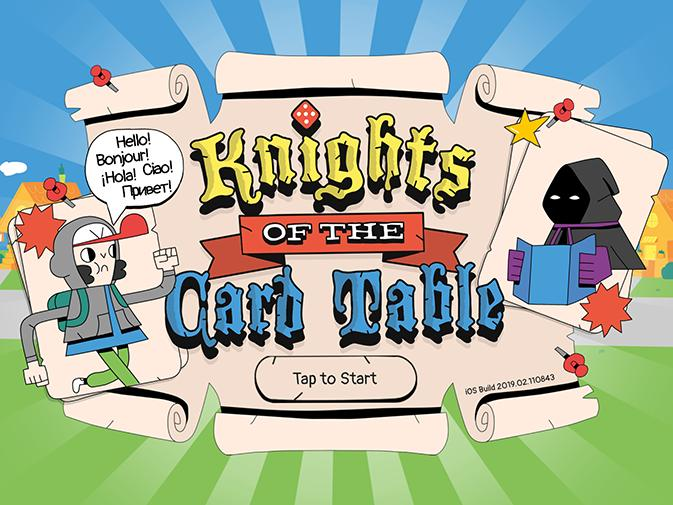 Knights of the Card Table cheats and tips - How to earn and spend gold