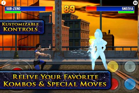 Brutal brawler Ultimate Mortal Kombat 3 smashes onto iPhone