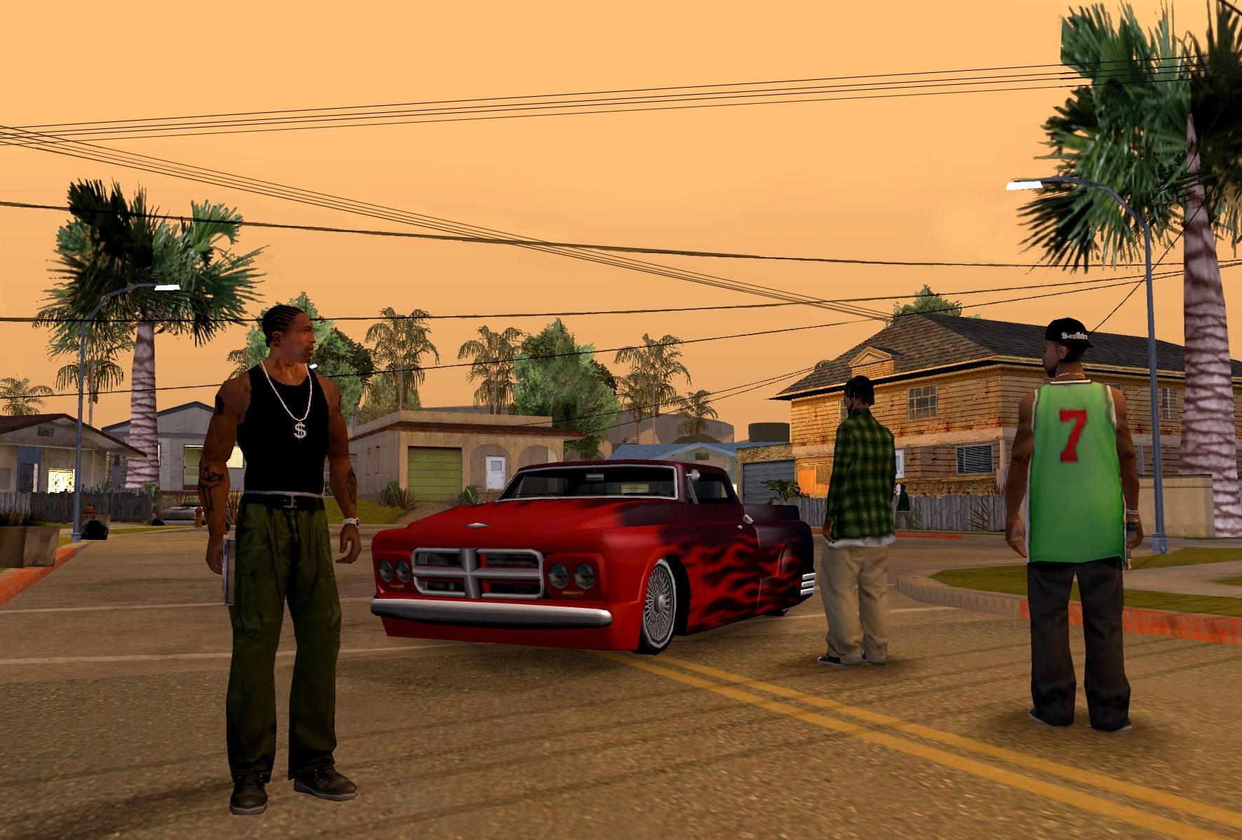 [Aporte] GTA San Andreas [Mediafire][DLC][ISO][Xbox/360]