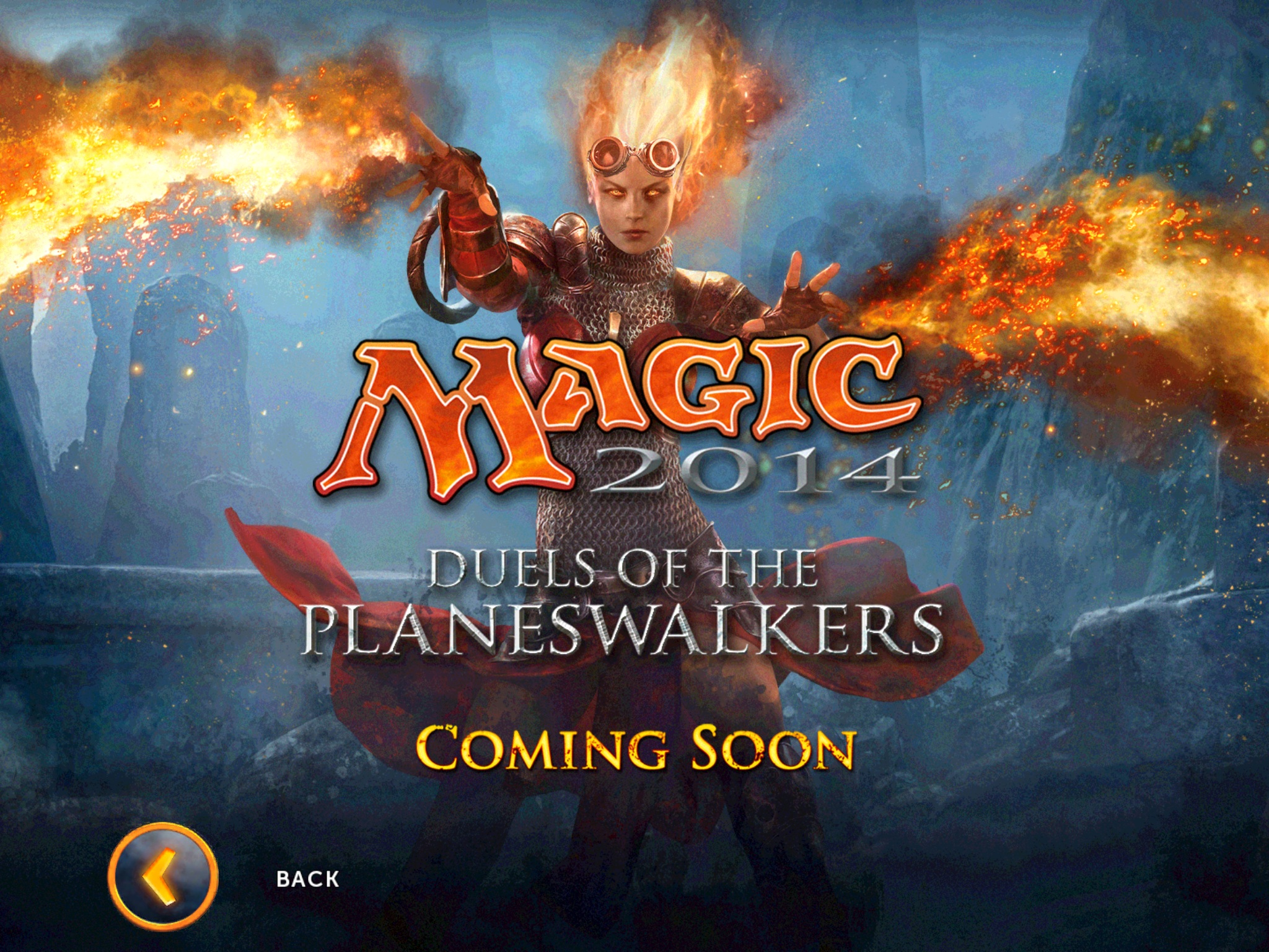 Magic 2014 for iPad and Android updated with 2 new decks