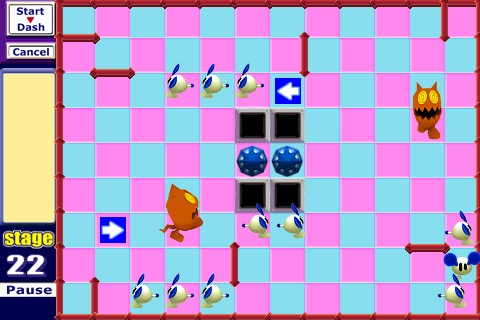 Free iPhone game: ChuChu Rocket!