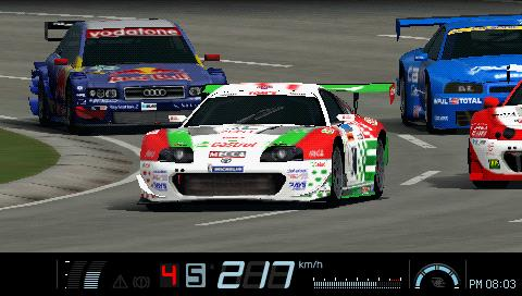 E3 2009: Hands on with Gran Turismo on PSP