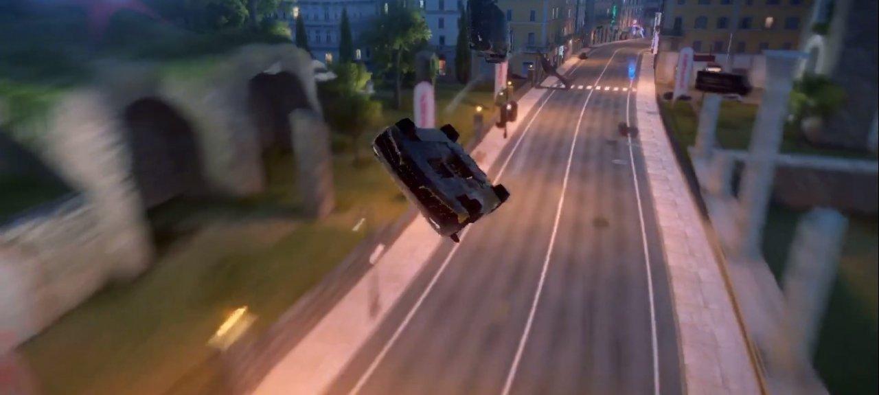 Watch this Asphalt 9: Legends racer get demolished seconds before a surefire victory