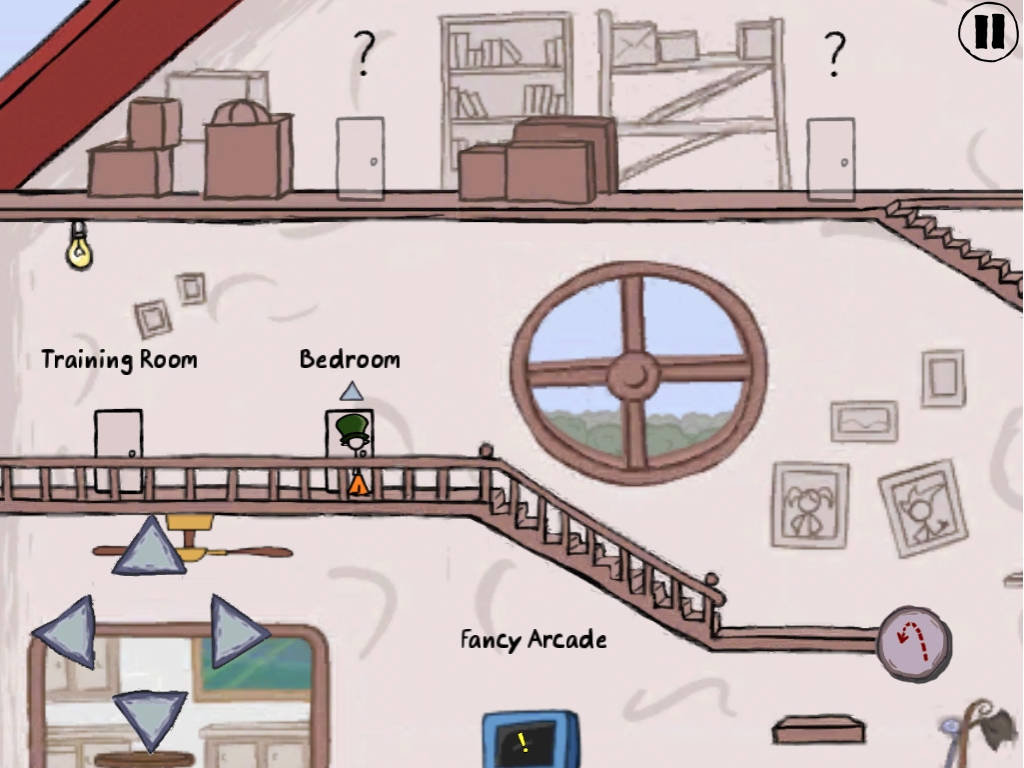 Hands-on with Fancy Pants HD for iPad