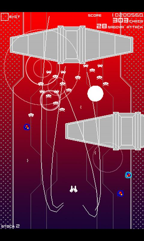 Old skool iPhone shmup Space Invaders Infinity Gene shoots over to Android