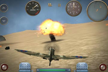 Skies of Glory soars out onto iPhone