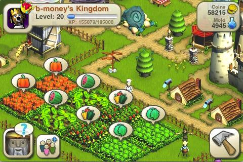 Ngmoco celebrates 3 million We Rule kingdoms with 20 free Mojo giveaway