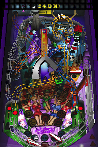 Zen Pinball: Rollercoaster game flips onto iPhone