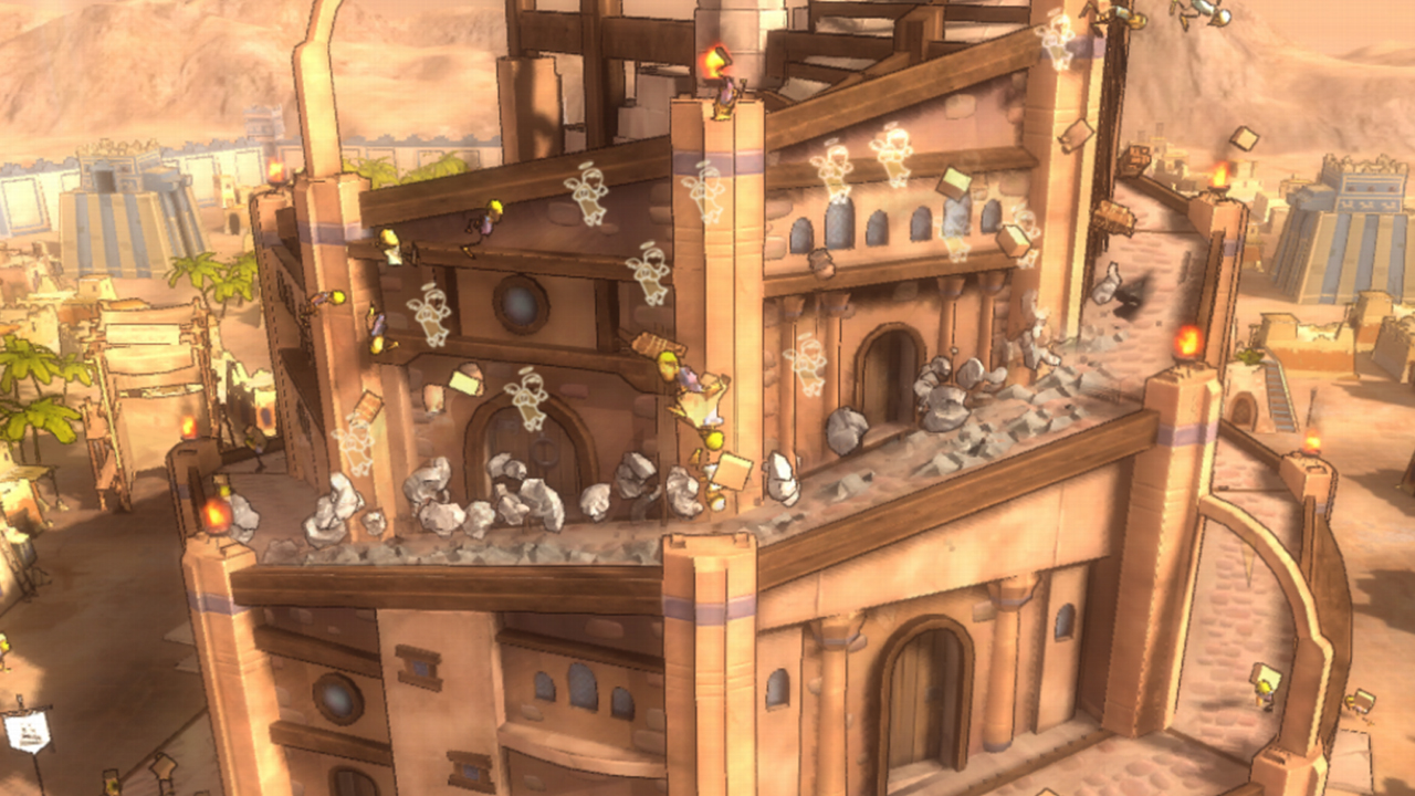 Ubisoft's Babel Rising 3D heading to Android and iOS on June 14th