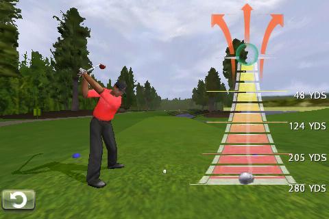 Tiger Woods PGA Tour 09 (iPhone)