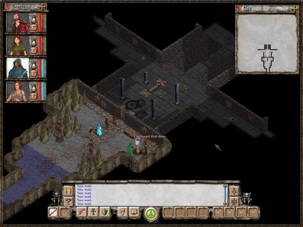 Tablet gamers want deep RPG experiences too, says Spiderweb Software
