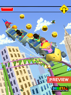 3GSM 2007: Rollercoaster Rush goes 3D