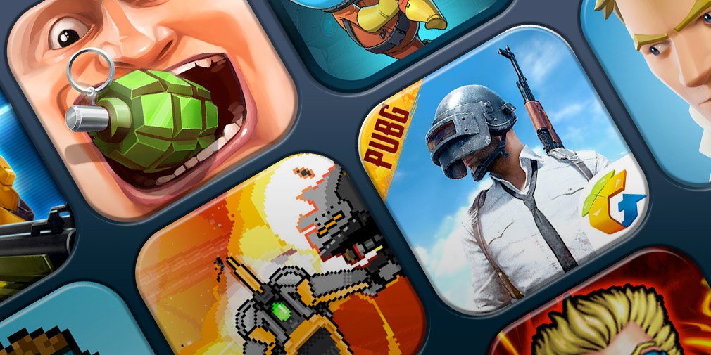 Top 25 action games on iPhone and iPad