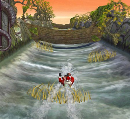 Temple Run 2 now features Santa as a playable character on iOS and Android