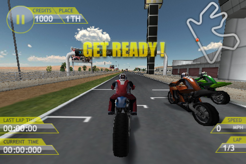 Motorbike GP
