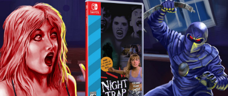 Night Trap, one of the most controversial games in history, is coming to Nintendo Switch