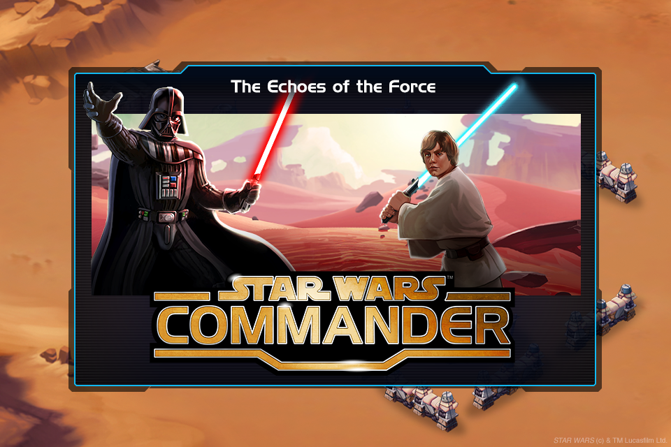 Star Wars: Commander Worlds in Conflict update brings all the planets to the yard
