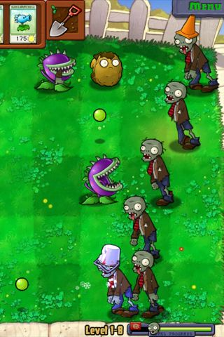 Plants vs Zombies becomes fastest selling iPhone game to date