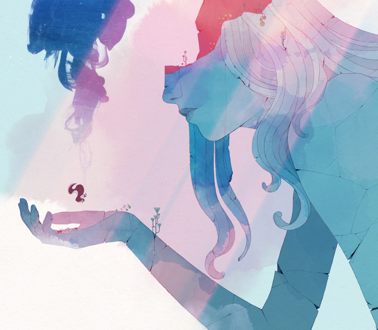 Gris is a stunning watercolor adventure headed to Switch