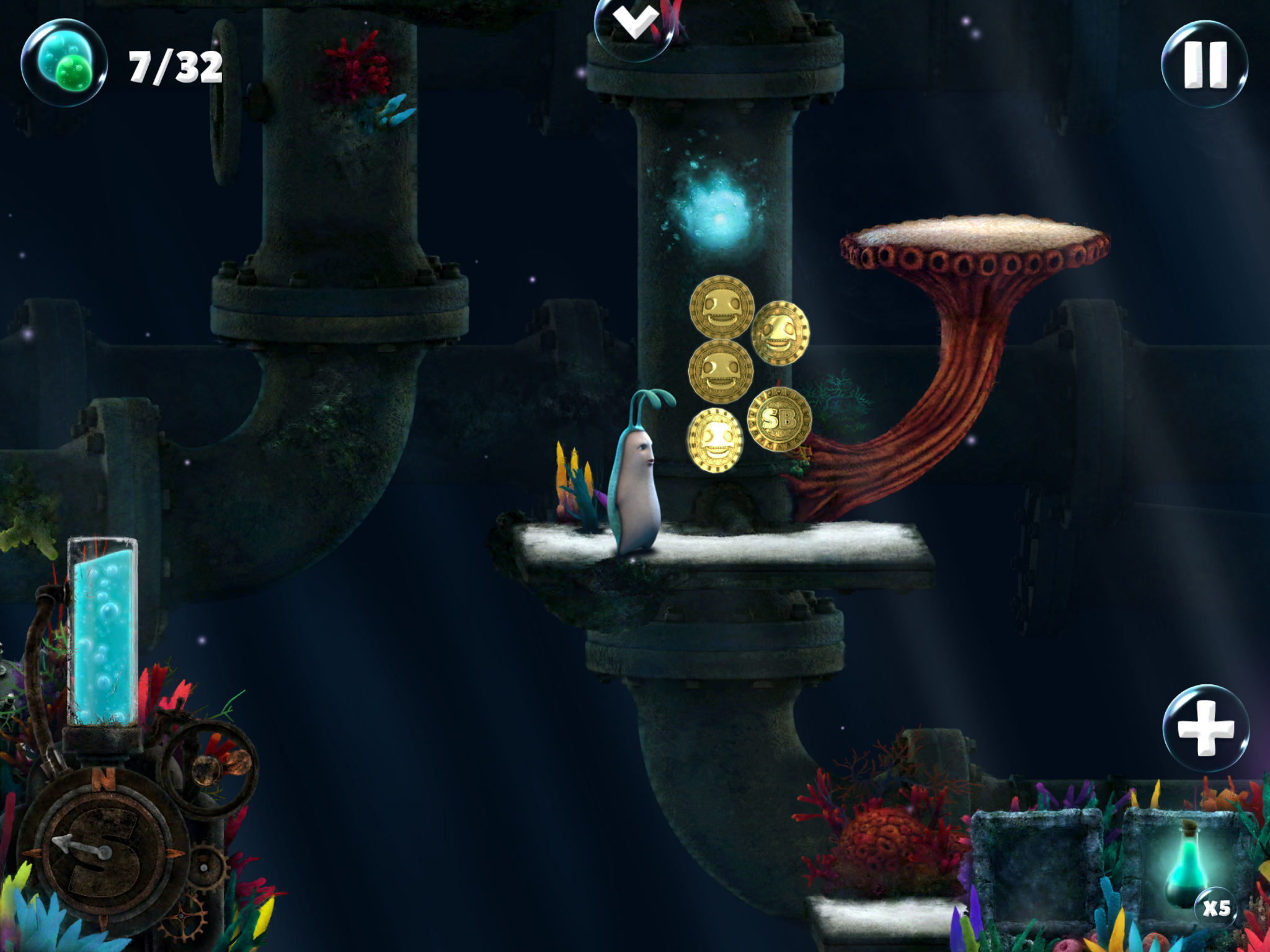 Snailboy: Rise of Hermitron review - A twangy platformer with a lot of polish