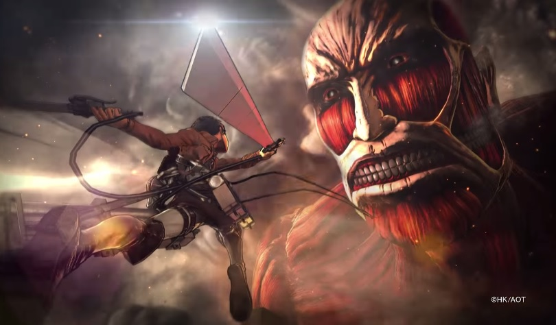 More details on the Dynasty Warrior dev's PS Vita Attack on Titan game emerge