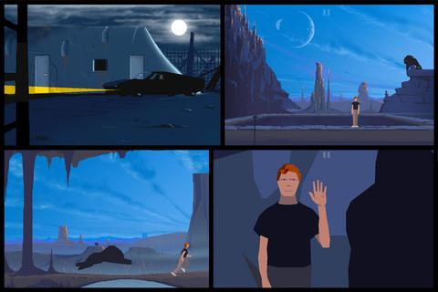Cinematic classic Another World zaps onto Android