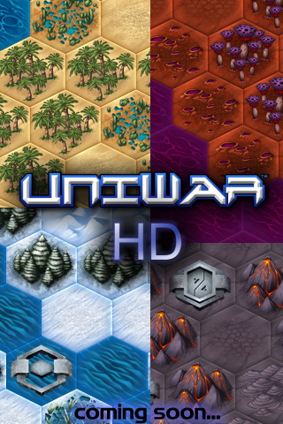HD version of Silver Award-winning strategy title UniWar expected to hit iOS and Android this week with new features