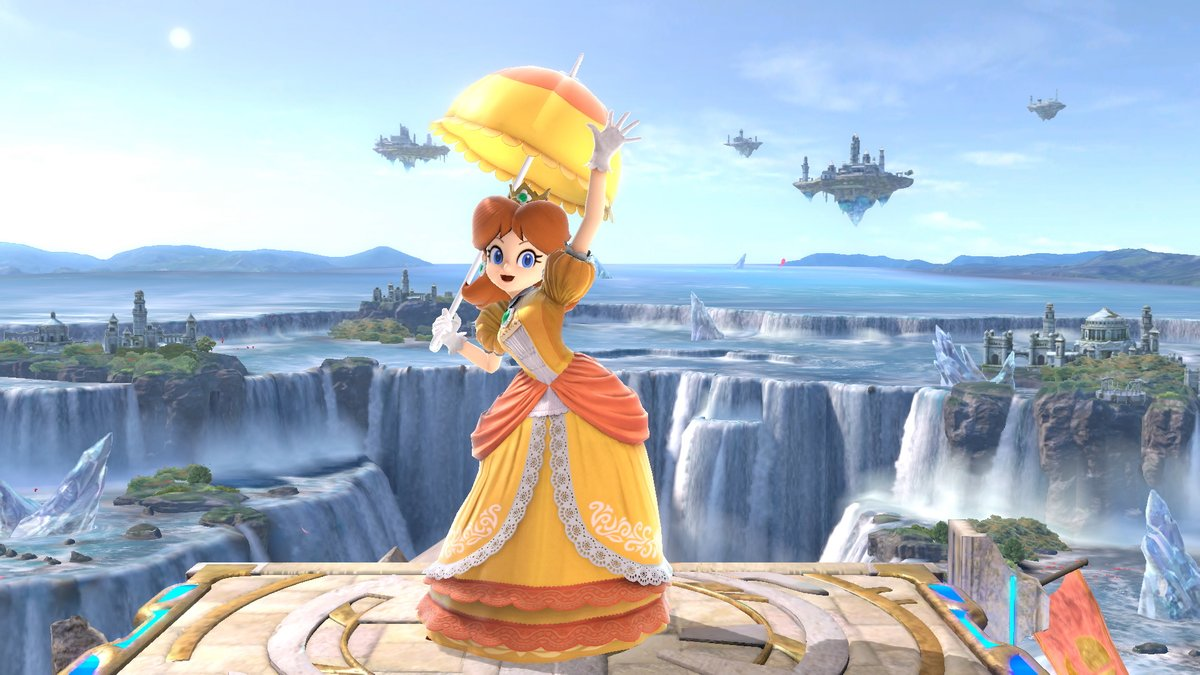 What happened during Super Smash Bros. Ultimate's Direct?