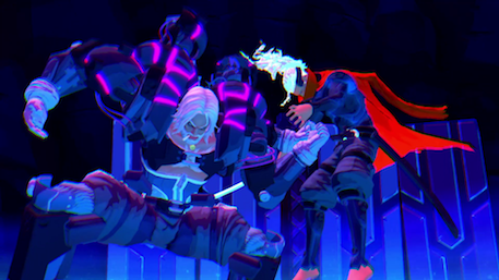 Furi Switch review - A thrilling and stylish boss rush game that isn't without its issues